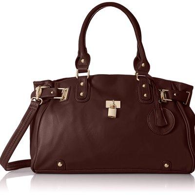MG Collection Tote Handbag