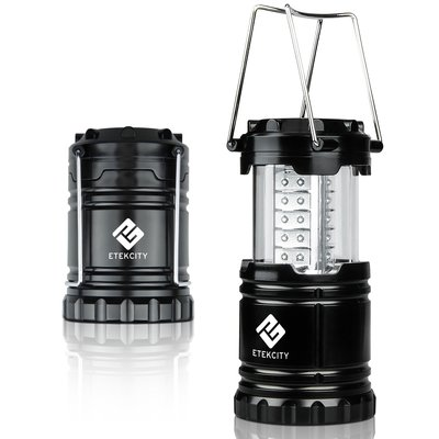 Portable LED Camping Lantern Flashlights