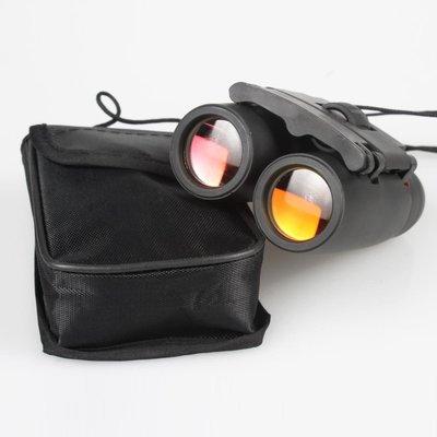 Ohuhu® Folding Zoom Binoculars with Black Carry Bag