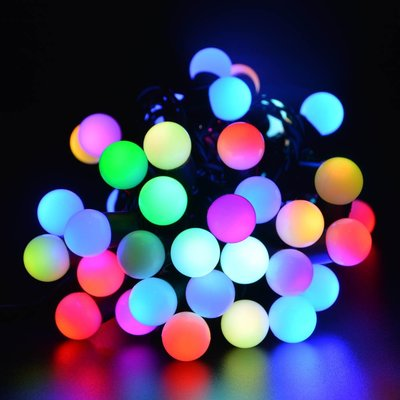 50 Ball LED Color Changing Decorative Lights