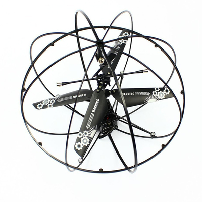 Robotic UFO 3 Channel Flying Ball Remote Control Helicopter