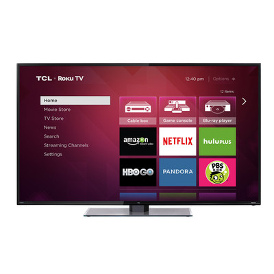 TCL 48-Inch 1080p Smart LED TV