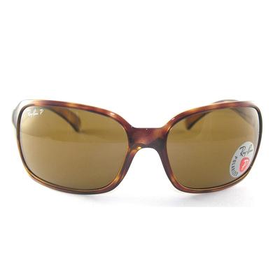 Ray-Ban Women's Polarized Square Sunglasses