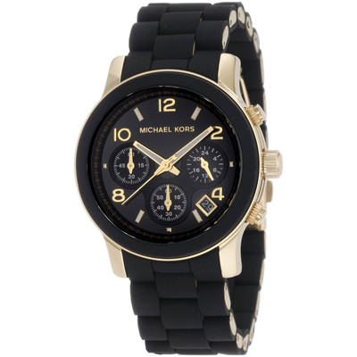 Michael Kors Runway Black Watch