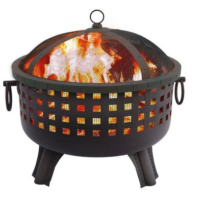 Landmann 23-1/2-Inch Savannah Garden Light Fire Pit