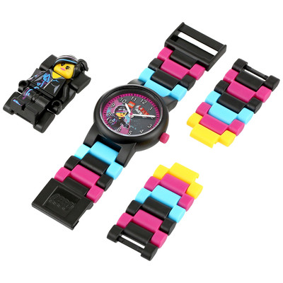 LEGO Kids' Movie Wyldstyle Plastic Watch