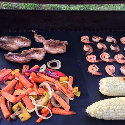 BBQ Grill Mat Baking Mat
