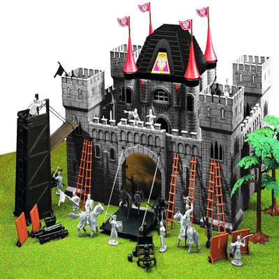 Toy Major Deluxe Castle Playset