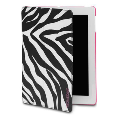 Jansport Zebra Sleeve and Snapstand for iPad 2 and Newer