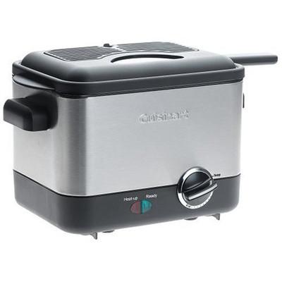 Cuisinart Compact 1.1-Liter Deep Fryer