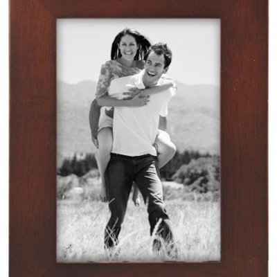 Malden Linear Wood Picture Frame
