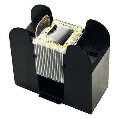 Casino 6-Deck Automatic Card Shuffler