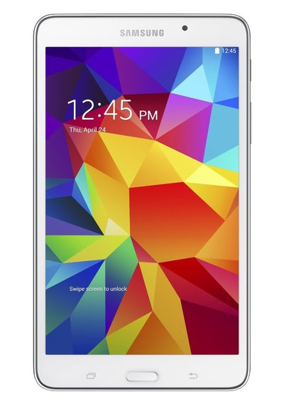 Samsung 7-Inch Galaxy Tab 4 (Certified Refurbished)