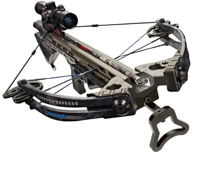 Carbon Express Intercept Supercoil LT Crossbow Kit